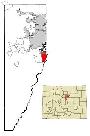 Aurora Co Zip Code Map by Columbine Colorado Wikipedia