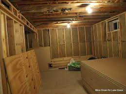 How To Soundproof A Basement Ceiling by Basement Insulation Options Rockwool Rocks