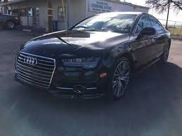 audi a7 for sale in florida audi a7 prestige sedan in florida for sale used cars on