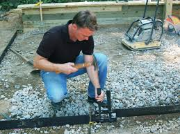 Patio Paver Base Material by Building A Paver Patio How Tos Diy