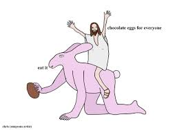 pictures that i gone and done u2014 jesus and the easter creature