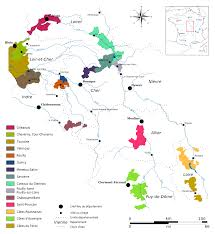 Map Of France Wine Regions by French Connection A Short Guide On French Wine Regions And Their