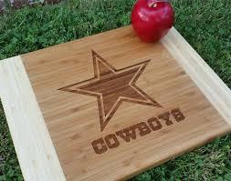 personalize cutting board dallas cowboys cutting board personalized cutting board