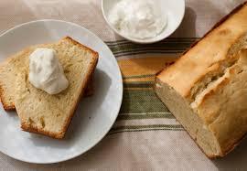 chouxettes double vanilla pound cake