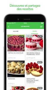 application recettes de cuisine application recette cuisine iphone un site culinaire populaire