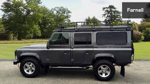 used land rover defender 110 lwb diesel landmark station wagon
