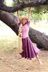 Tangled Halloween Costumes Adults 25 Tangled Costume Ideas Blonde Halloween