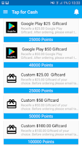 email play gift card tapforcash earn rewards fast android apps on play