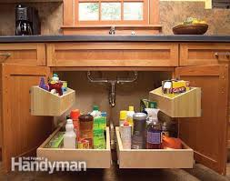 diy kitchen storage ideas 30 small kitchen diy organization and storage ideas listinspired