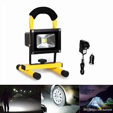 10w rechargeable flood light working time 7 8h 10w rechargeable led flood light l portable