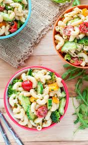 Cold Pasta Salad Dressing Classic Italian Veggie Pasta Salad Peas And Crayons