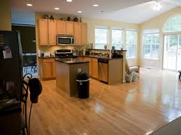 open floor plan kitchen and family room photo of 7 open kitchen family room floor plans open floor plan