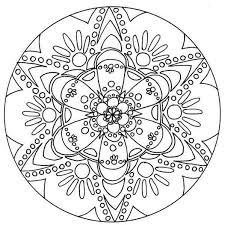 25 mandala colouring pages ideas mandala