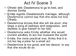 themes in othello act 1 scene 3 othello ppt download