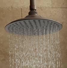 home decor ceiling mounted shower head industrial bathroom