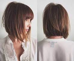 long inverted bob with layers hair pinterest long inverted