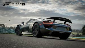 Porsche 918 Custom - first 160 cars announced for forza motorsport 7 ign