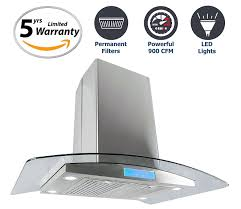 best range hoods reviews in 2017 free your kitchen from smoke