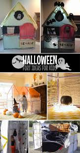 halloween games and activities for kids include spooky fort