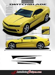 chevrolet camaro styles 2010 2013 2014 2015 chevy camaro switchblade and side spear