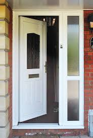 37 best upvc front doors images on pinterest windows and doors here you can see a fantastic full house of white rehau profile upvc windows and upvc