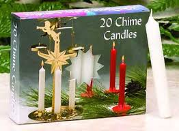 chimes candles