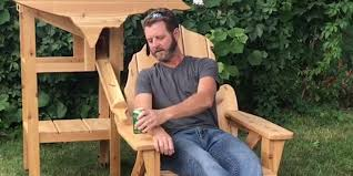 Chair With Beer Dispenser Beer Dispensing Chair Business Insider