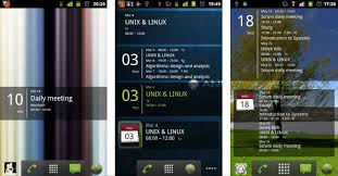 best android widgets top 5 android calendar widgets android widgets