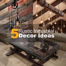 Industrial Decor 6 Amazing Ideas For A Boys Room 2016