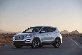 2015 hyundai santa fe mpg 2013 hyundai santa fe sport blends fuel efficiency and driveability