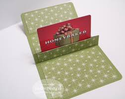 my little craft blog pop up gift card holder