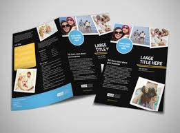 2 fold brochure template brochure templates mycreativeshop