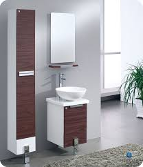 One Sink Bathroom Vanities by 16 U201d Fresca Adour Fvn8110dk Modern Single Sink Bathroom Vanity
