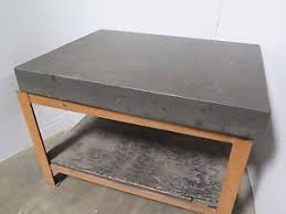 36 by 48 table mojave granite plate surface inspection table 36 x 48 x 5 with