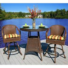 best 25 bar height patio set ideas on pinterest diy cable spool