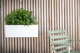 Self Watering Wall Planters Glowpear Mini Wall Garden Planter Self Watering Vertical