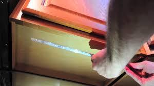 cabinet kitchen strip lights under cabinet led strip lighting