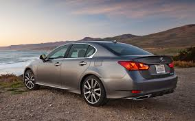 lexus v8 gs 2013 lexus gs 350 f sport first test motor trend