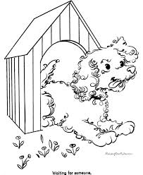 dog and puppy coloring pages 77 best cats and dogs coloring pages images on pinterest