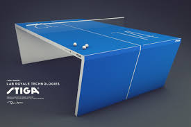 Combined Conference And Ping Pong Table By Richard Hutten For - Designer ping pong table
