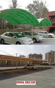 Canopy Carports Car Parking Sheds Covered Car Parking Structure Parking Shade