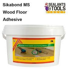sika sikabond ms wood floor flooring adhesive 14kg skbdmsfl14