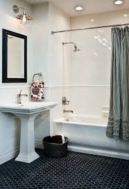 Bathroom Tub And Shower Ideas 26 Black And White Bathroom Tubs Ideas Bathroom Designs 1069