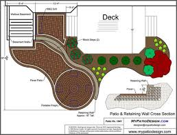 Patio Designs And Ideas For Small Areas 150 350 Sq Ft Patios by Affordable Patio With Circle Paver Kit Favorite Places U0026 Spaces