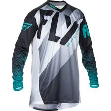 shot motocross gear fly racing 2017 lite hydrogen motocross jersey enduro mx shirt atv