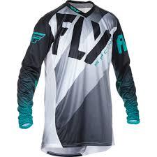 motocross gear ireland fly racing 2017 lite hydrogen motocross jersey enduro mx shirt atv