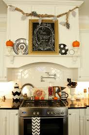 Halloween Kitchen Decor Thanksgiving Chalkboard Art With Free Printables Less Than