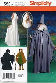 Galadriel Halloween Costume Simplicity 1773 Misses U0027 Costume Simplicity Patterns Patterns