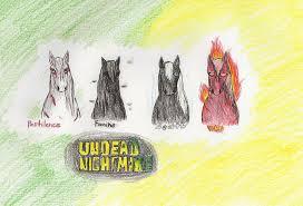 rdr four horses of apocalypse by icelectricspyro on deviantart