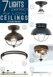 kitchen lighting ideas for low ceilings low ceiling lighting ideas kitchenlighting co